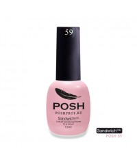 SANDWICH GEL POSH 59 - Для Розовых Пантер