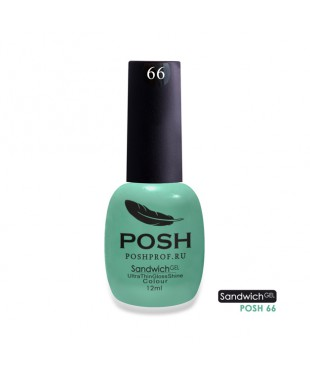 SANDWICH GEL POSH 66 - Мятный десерт