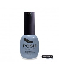 SANDWICH GEL POSH 94 - Голубой Кит