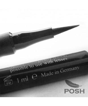 Черная Подводка-Фломастер POSH