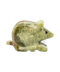 Мышь из оникса 6,5х4 см.