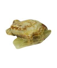 Лягушка из оникса 2,5*6,5 см.