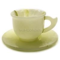 Чайный набор из оникса на 2 персоны.