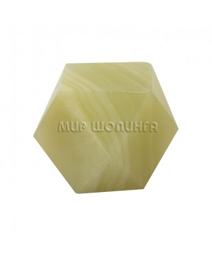 Молекула из оникса 3 см.