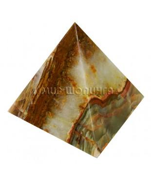 Пирамида из оникса 3,3 см.