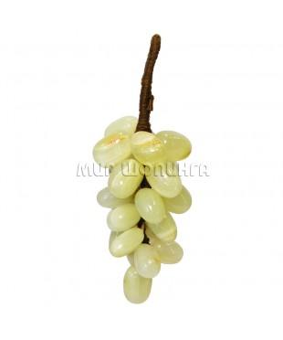 Гроздь винограда из оникса 13*4,5 см.